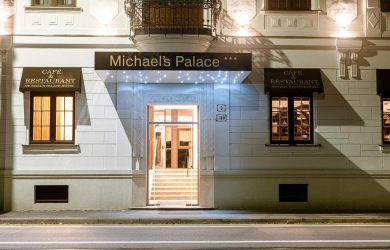 Michaels Palace Front
