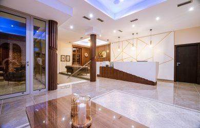 hotel michaels palace recepcia